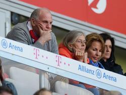 """Uli Hoeneß ist noch auf der Suche nach seinem """"neuen"""" Posten"""