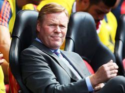 Ronald Koeman sitzt fortan bei Everton auf der Bank