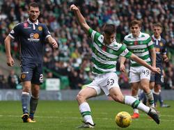 Kieran Tierney starte bei Celtic durch