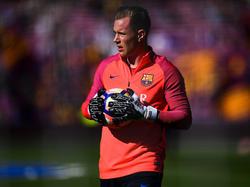 Marc-André ter Stegen, die neue Nummer eins bei Barça