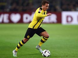 Mario Götze fällt verletzungsbedingt gegen Köln aus