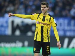 Julian Weigl gehört bei Borussia Dortmund zu den Leistungsträgern