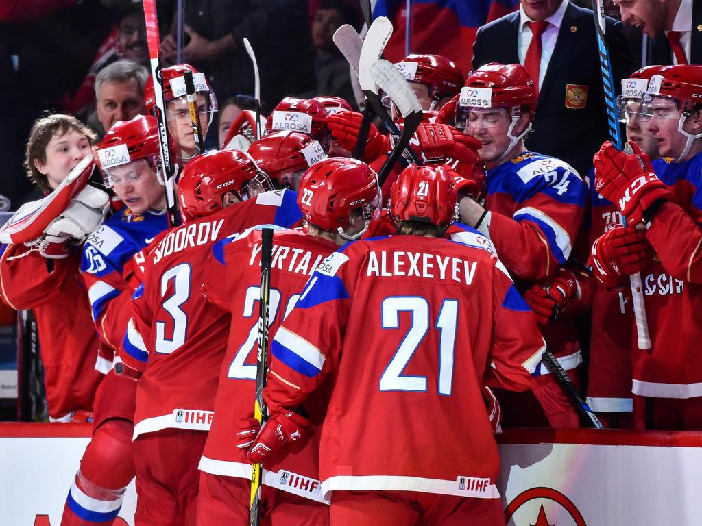 Die Russen müssen gegen Kanada eine große Hürde überwinden