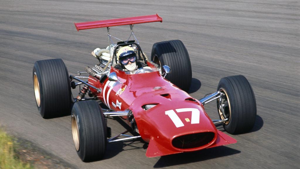 1968: 312 F1