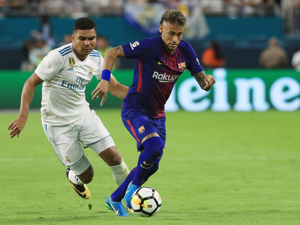 Bereits 10.000 Neymar-Trikots verkauft
