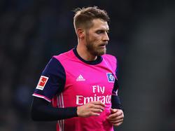 Aaron Hunt war nach der Niederlage gegen Borussia Mönchengladbach bedient