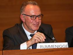 Karl-Heinz Rummenigge will keinen Kurzschlusstransfer zulassen