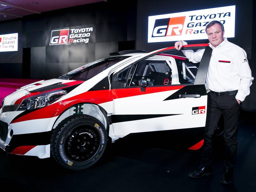 Der Toyota Yaris WRC soll die Japaner in der WRC ab 2017 glücklich machen