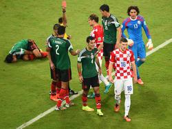 Frust pur bei Kroatien