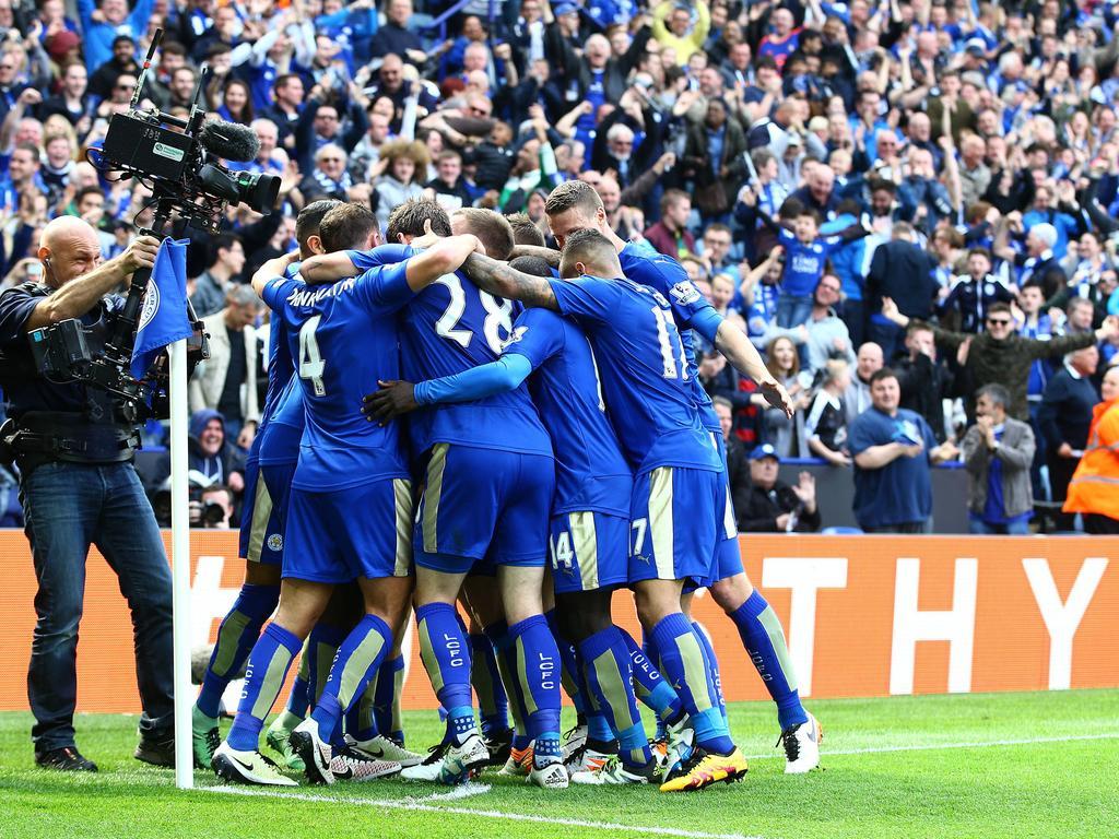 Sie haben es geschafft! Leicester City ist englischer Meister