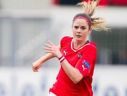 Sarah Zadrazil unterschrieb bis 2018 bei Turbine Potsdam