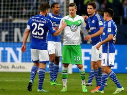 Julian Draxler könnte bald wieder mit den Schalkern spielen
