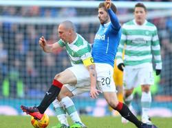 Zuletzt fand das Glasgower Derby nur in den Pokalwettbewerben statt