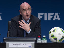 Gianni Infantinos Versprechen werden eingelöst