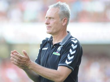 Christian Streich steht mit seinem SC vor dem Bundesliga-Comeback