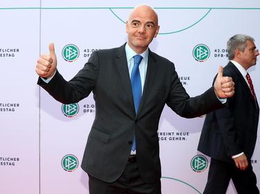FIFA-Boss Infantino will auch die Klub-WM erweitern