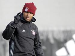 Bayerns Douglas Costa ist vom Saisonstart RB Leipzigs überrascht