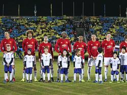Nach der Partie gegen ManUnited wurde das Stadion in Rostov gesperrt