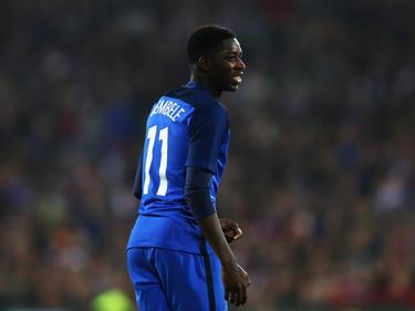 Ousmane Dembélé darf sich auf einen Einsatz mit der Nationalmannschaft freuen
