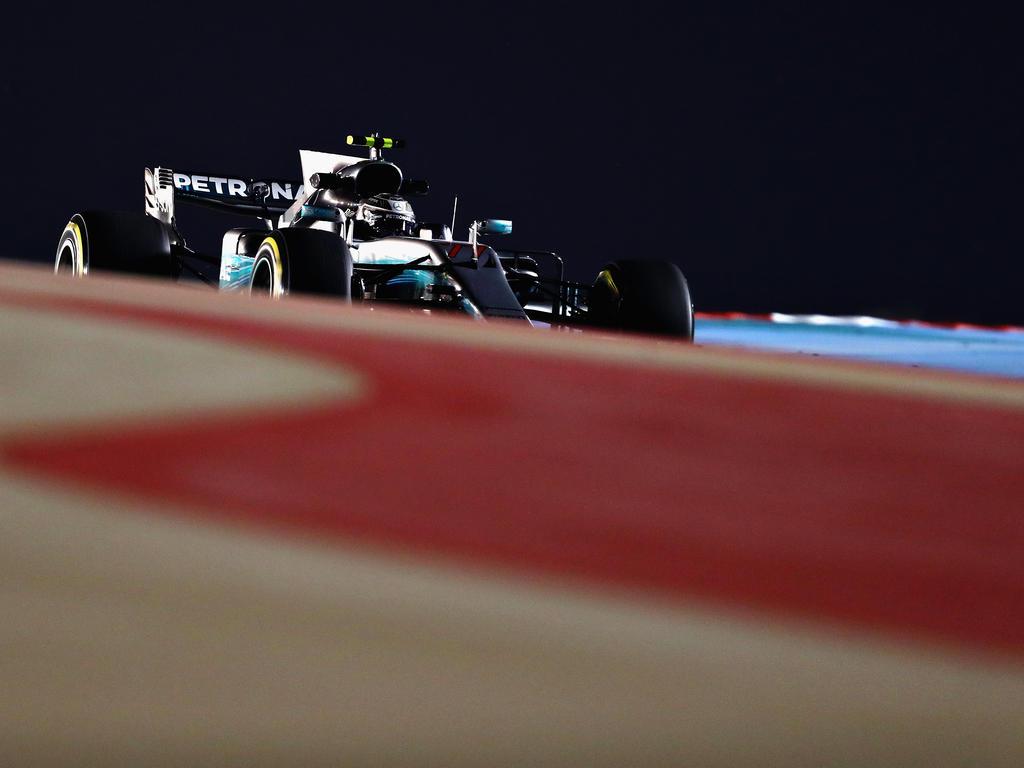 Formel 1: Bottas vor Hamilton und Vettel