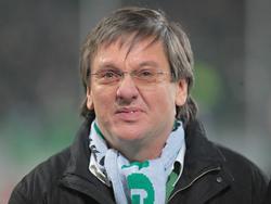 Kündigt Änderungen an: VfL-Geschäftsführer Wolfgang Hotze