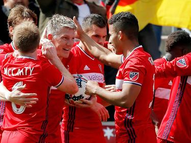 Bastian Schweinsteiger bleibt mit Chicago Fire auf Erfolgskurs