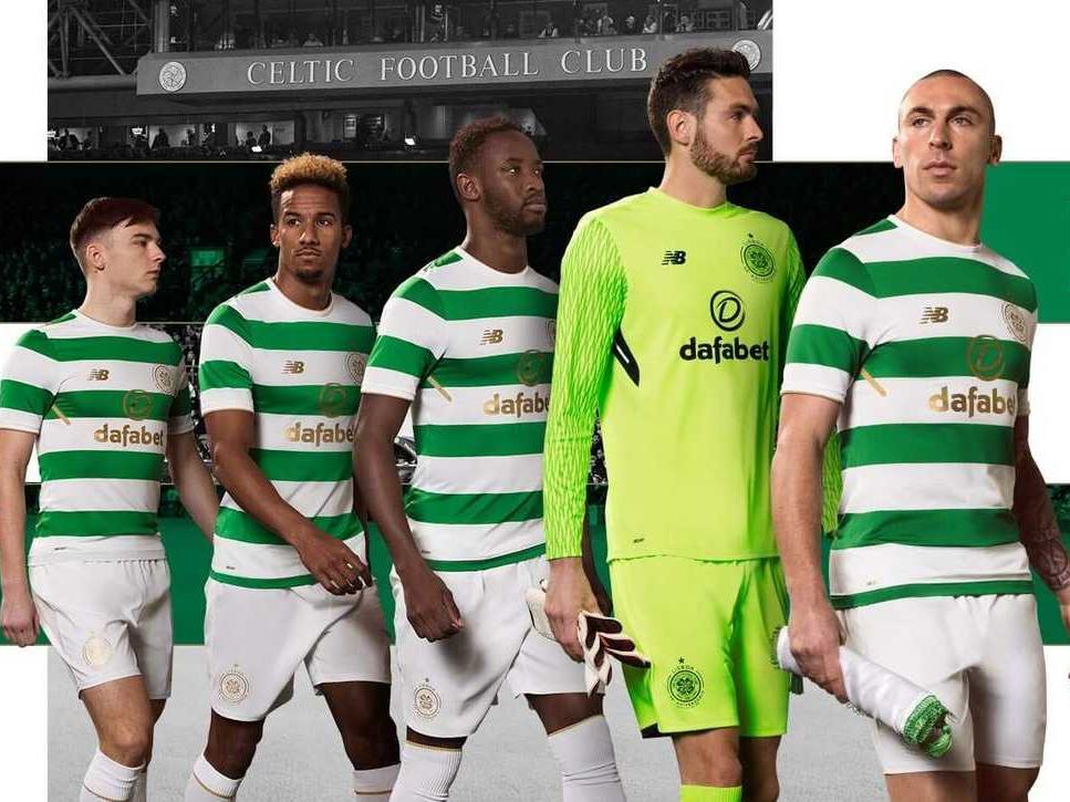 Celtic (Heimtrikot)
