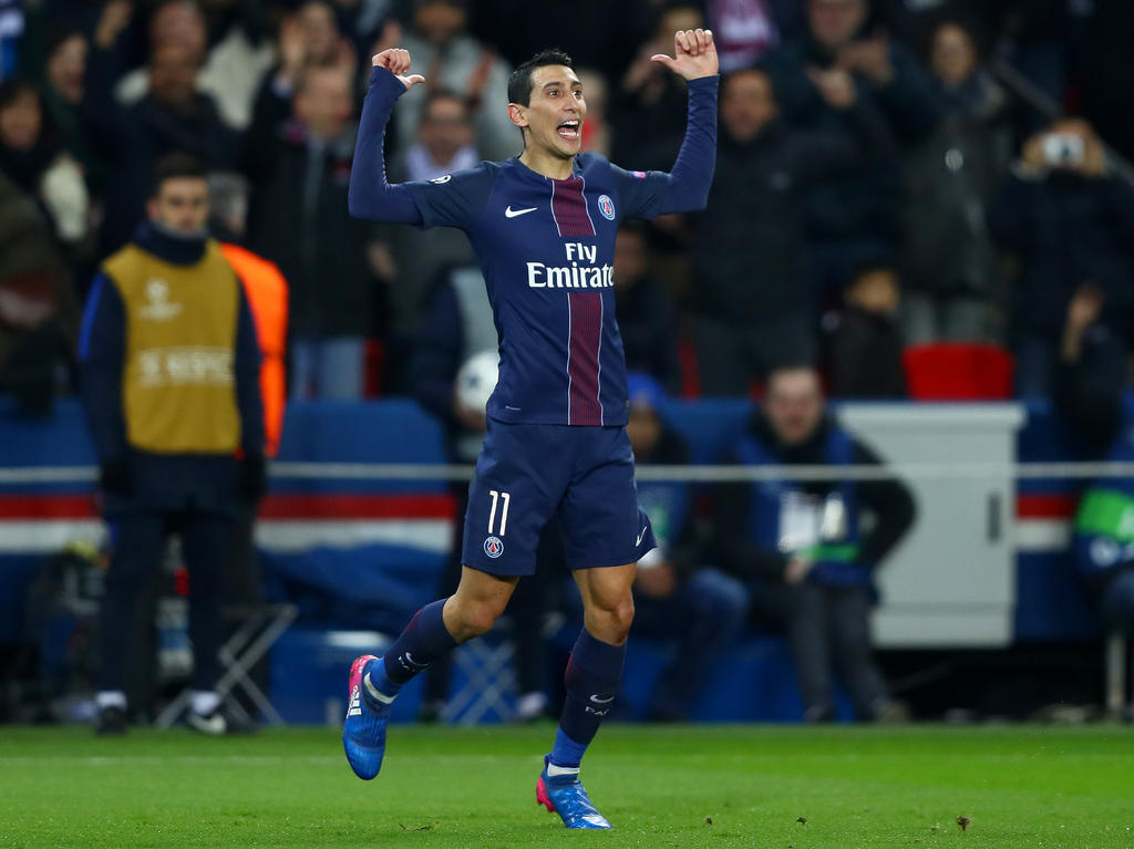 Ángel Di María (Paris Saint-Germain)