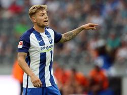 Alexander Esswein traf zum 2:0-Endstand