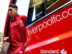 Roberto Firmino trifft mit dem FC Liverpool auf seinen Ex-Verein aus Hoffenheim