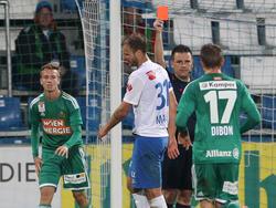 Für Matthias Maak ist die Saison quasi vorbei, er versäumt das Heimspiel von Grödig gegen Admira