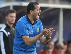 Fuat Kilic ist nicht mehr Trainer des 1. FC Saarbrücken