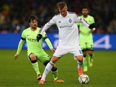 Andriy Yarmolenko (r.) will in Deutschland oder England kicken