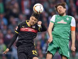 Federico Barba verletzte sich in der Partie gegen Bremen
