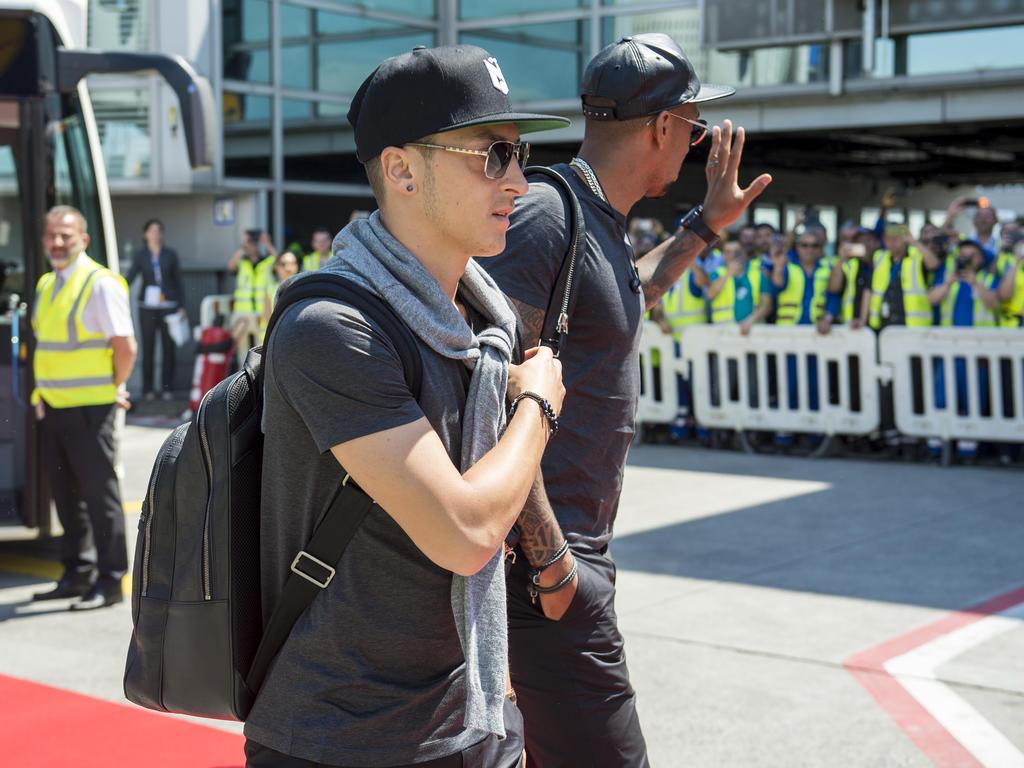 Özil entra en la convocatoria. (Foto: Getty)