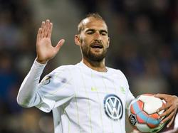 Hat Bas Dost in Wolfsburg schon Tschüss gesagt?
