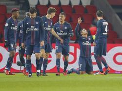 Frankreichs Top-Verdiener spielen bei Paris St. Germain