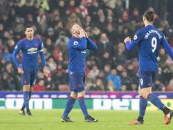Wayne Rooney ist mit 250 Treffern Rekordschütze von Manchester United