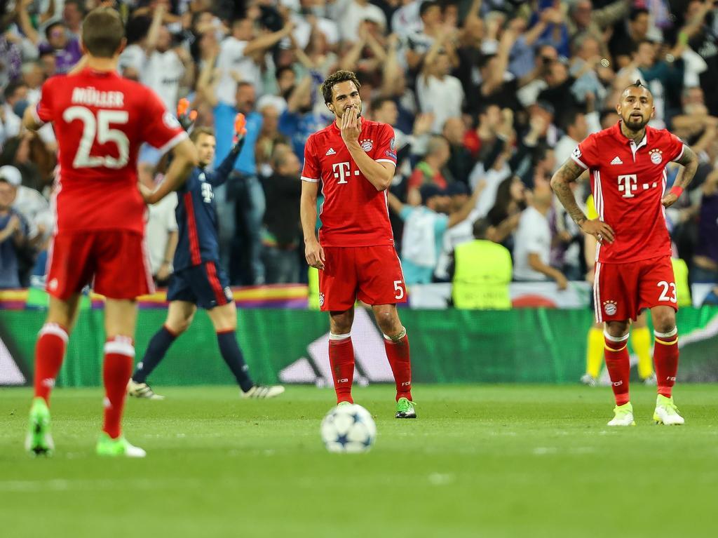 Die Bayern müssen in den kommenden Wochen ihre Saison retten