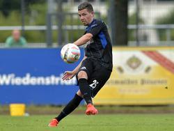 Soyak spielt seit der U12 für den SC Paderborn