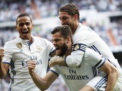 Real Madrid reichen vier Punkte aus den letzten beiden Partien