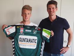 Pius Grabher wechselt innerhalb der Ersten Liga von Lustenau nach Ried