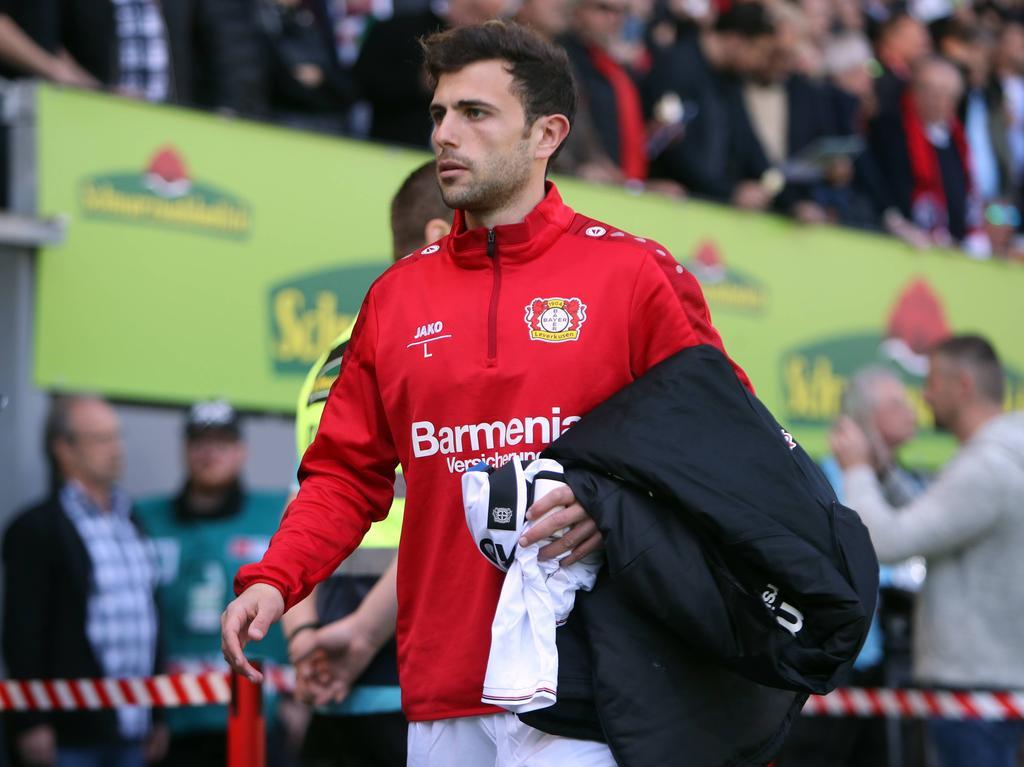Admir Mehmedi (Bayer Leverkusen)