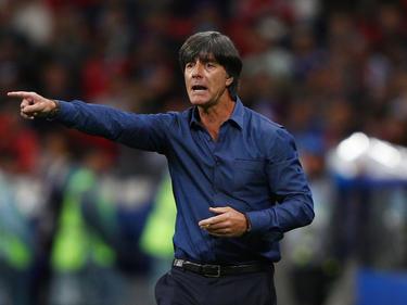 Keine Wechsel gegen Chile: Joachim Löw
