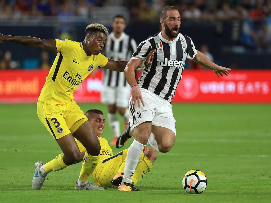 13. Platz: Gonzalo Higuaín (Juventus Turin) - Gewinn: 51 Mio.