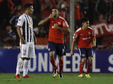 Independiente sabe que Flamengo será un rival difícil. (Foto: Imago)