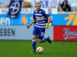 Läuft ab jetzt für den Chemnitzer FC auf: Dennis Grote