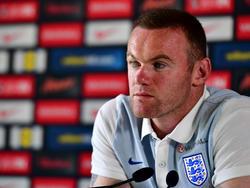 Englands Kapitän Wayne Rooney ist sich der Schwere der Aufgabe bewusst