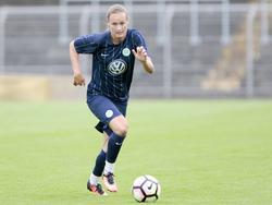 Caroline Hansen verlängert ihren Vertrag vorzeitig