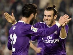 Isco erzielte zwei Tore für Real Madrid gegen Betis Sevilla
